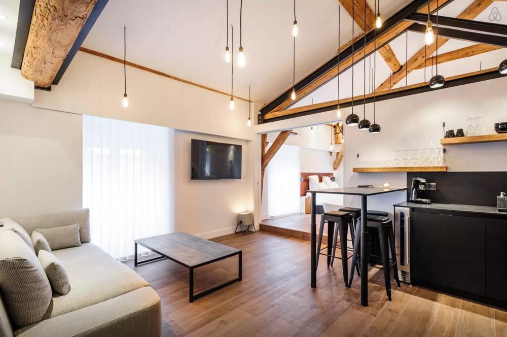 Appartement Location Lyon Bumper Airbnb Foch