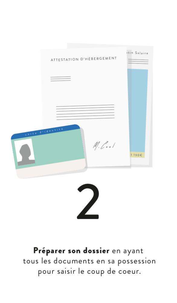 2. DOSSIER CANDIDATURE (Cliquez & Imprimez)