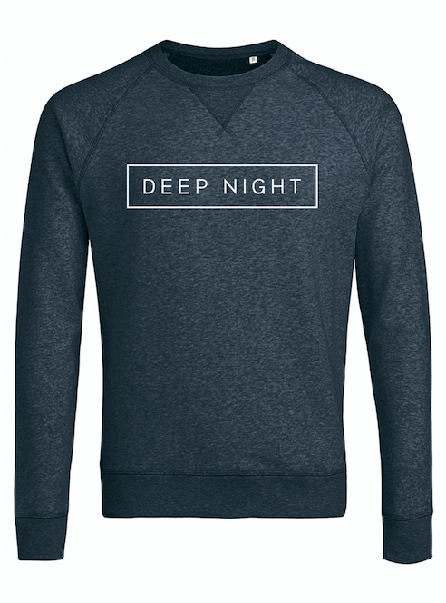 Deep Night sweatshirt, Pure Slo