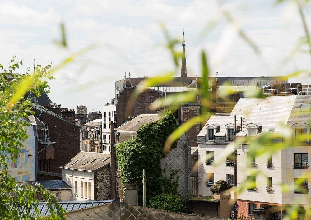 LE CLOS SÉNARD - ROUEN    T1 AU T4  De 36m2 à 110m2 avec terrasse