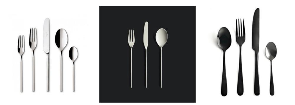 Villeroy & Boch / Miguel Soeiro / Almoco Flatware