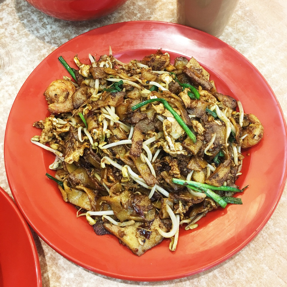 Penang Fried Koay Teow - An awesome balance of flavour; sweet and not too salty!