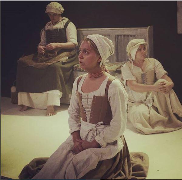 'Ground-Breaking Work' at the Edinburgh Fringe Festival