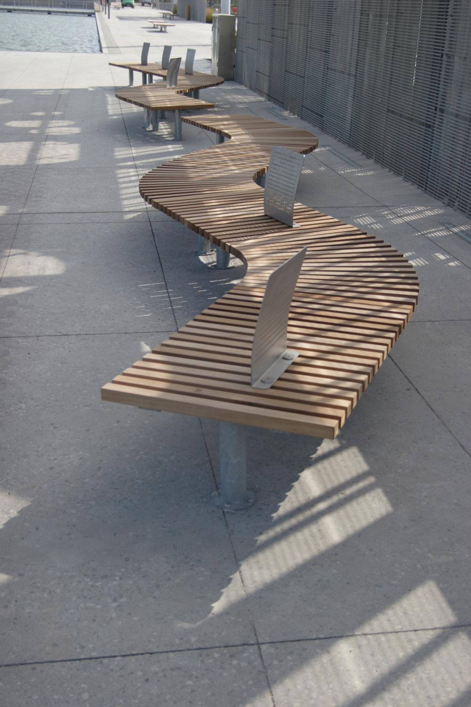 Fr collins park omos street furniture suppliers for Urban furniture
