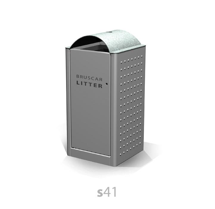 s41 litter bin