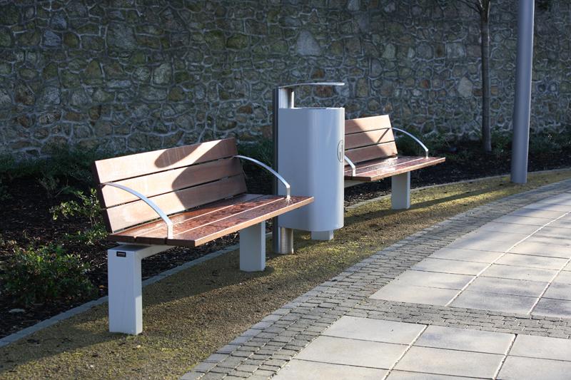 t1 litter bin, s96w seats