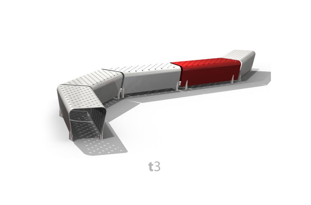 t3 bench