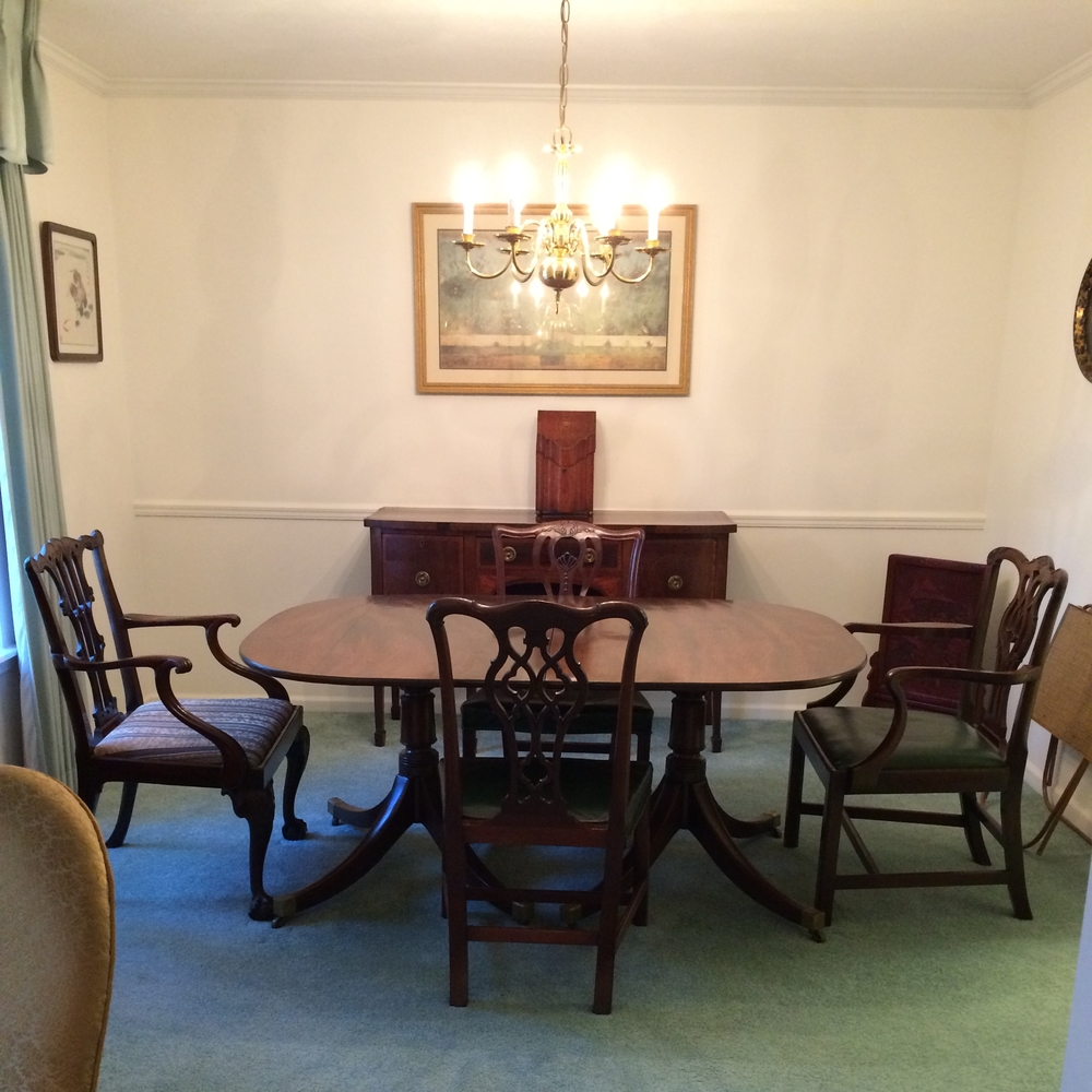 Former Formal Dining Room