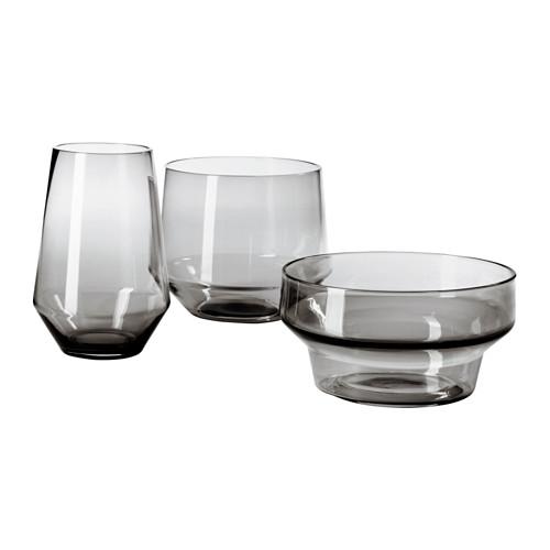 Vase, Set of 3 - $34.95