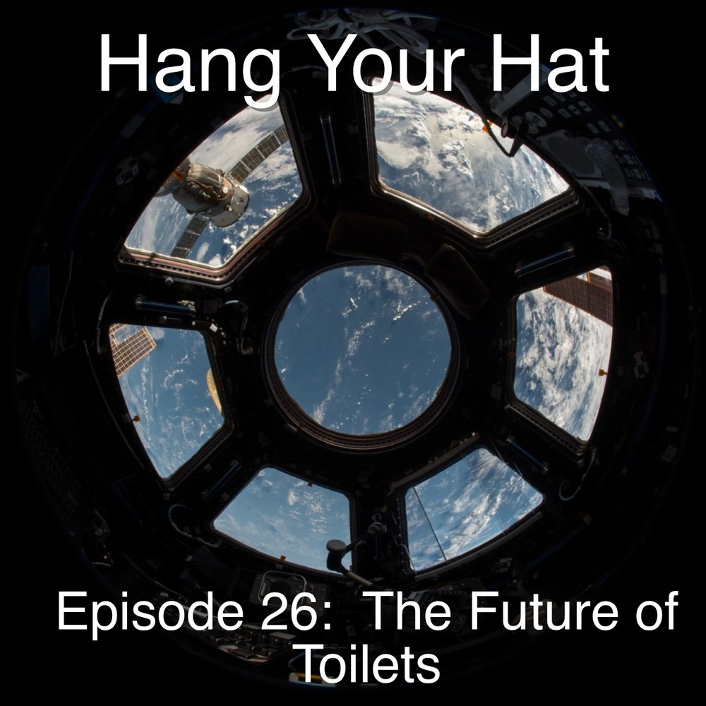 Episode 26: The Future of Toilets — Gerwerken Crafts