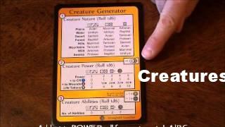 The Creature Generator!