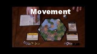 Movement in the Game!
