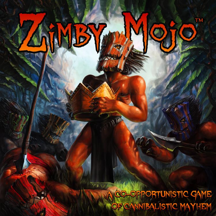 Zimby Mojo - Devious Weasel Games