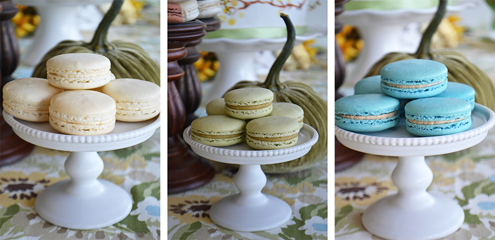 Bake Sale Pistachio Maple Walnut Vanilla Bean Macaron Thanksgiving Facebook.jpg