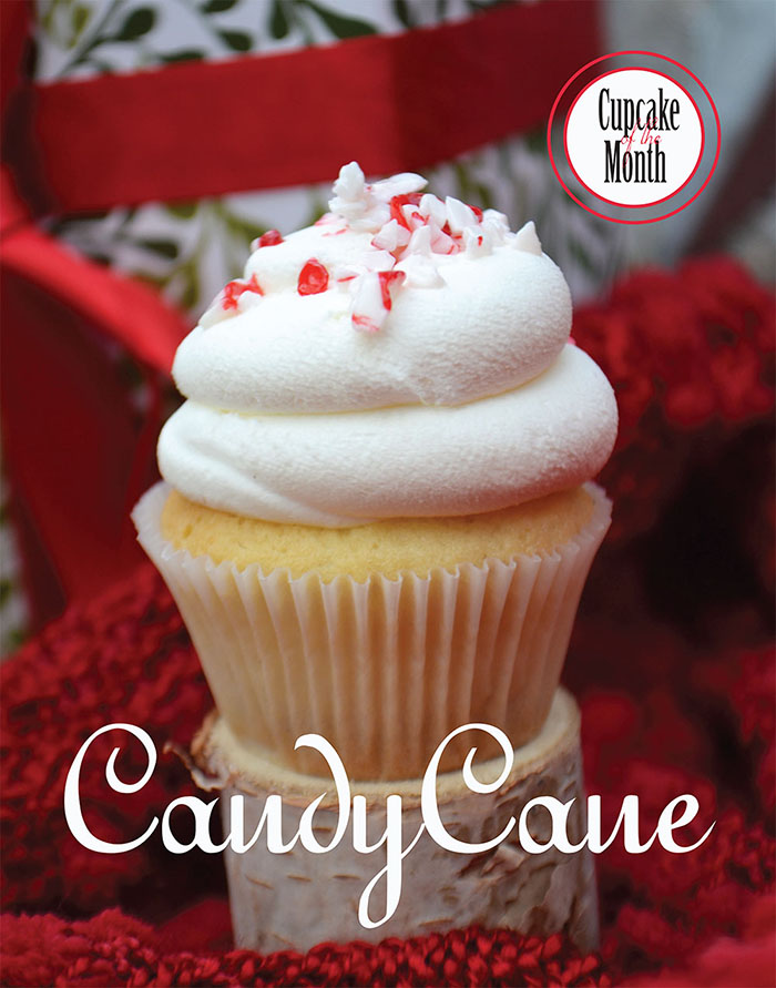 Bake Sale Candy Cane Cupcake of the Month Facebook.jpg