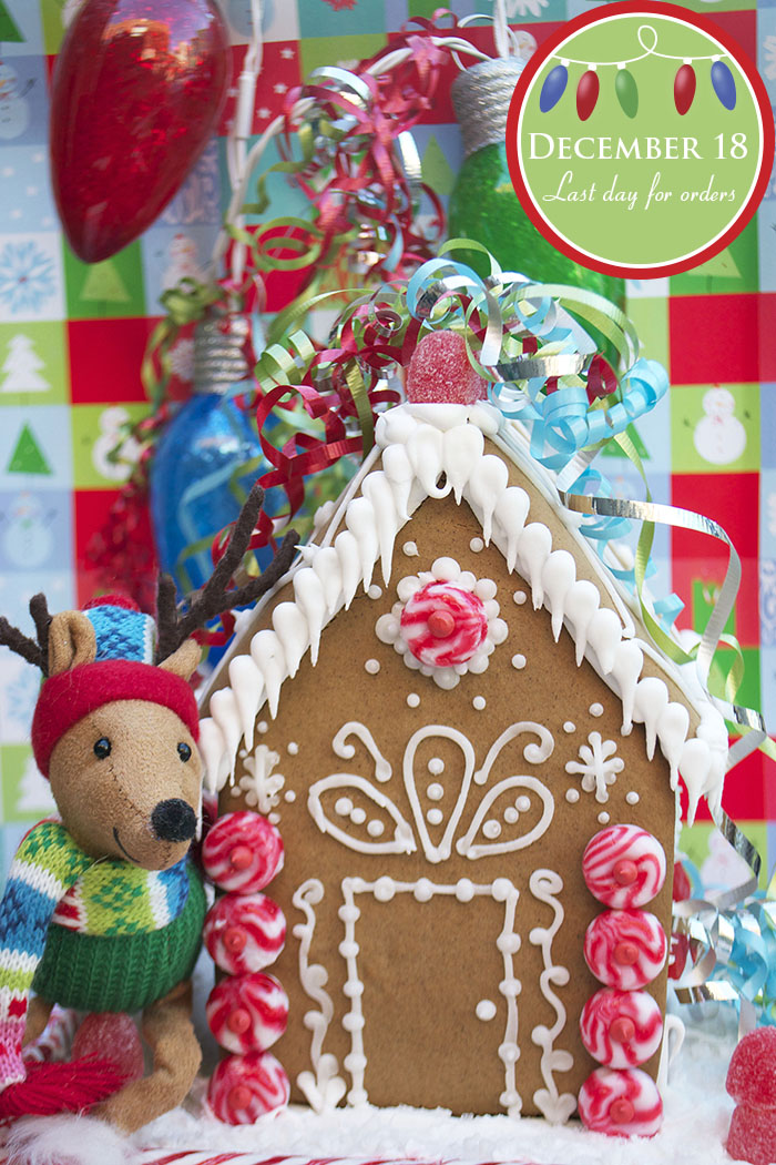 Bake Sale Toronto Decorated Gingerbread House Christmas Orders Facebook.jpg