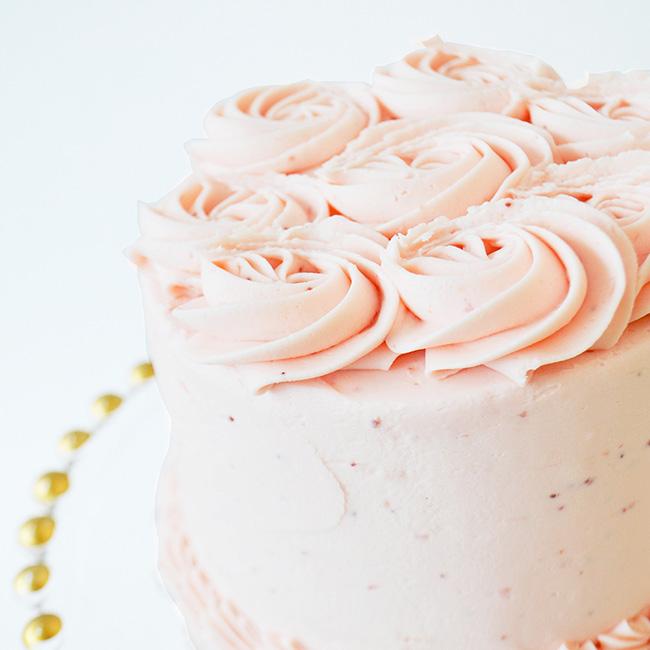 Best Strawberry Cake Toronto