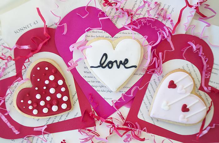 Valentine S Day Sugar Cookies Bake Sale Toronto