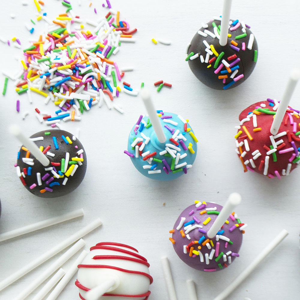 Quick Pick 12 Cake Pops