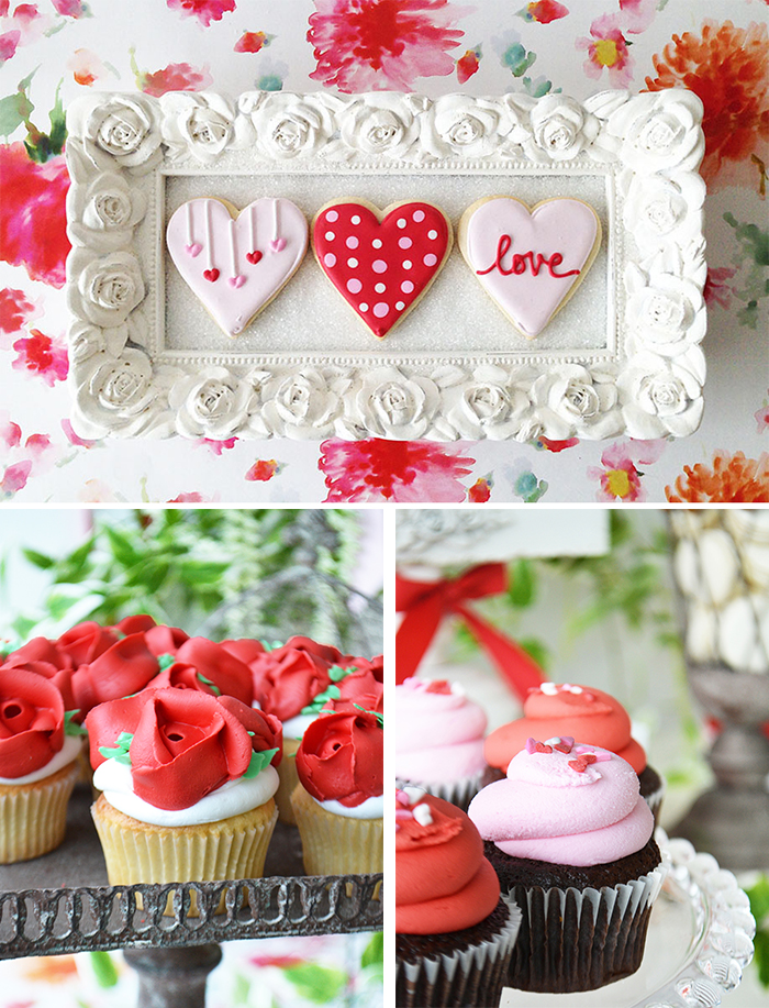 Bake Sale Toronto Valentine Treats Heart Cookies & Cupcakes blog.jpg