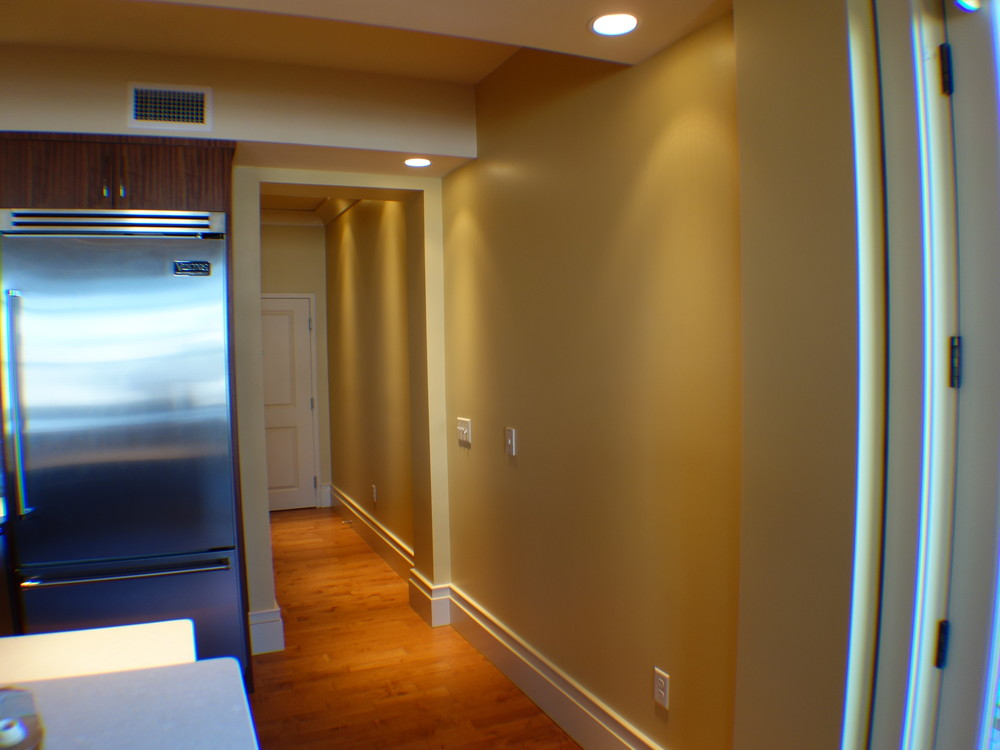residential painting high end condo portsmouth nh cornerstone painting contractors inc. Black Bedroom Furniture Sets. Home Design Ideas