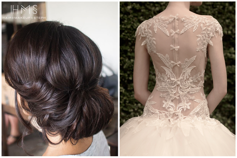Photos:  Hair and Makeup by Step h | St. Pucchi 9454