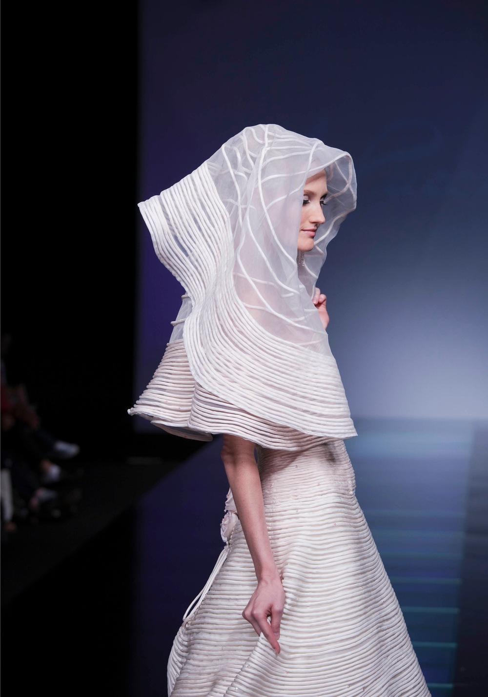 ST. PUCCHIStunning Untraditional Wedding Veils