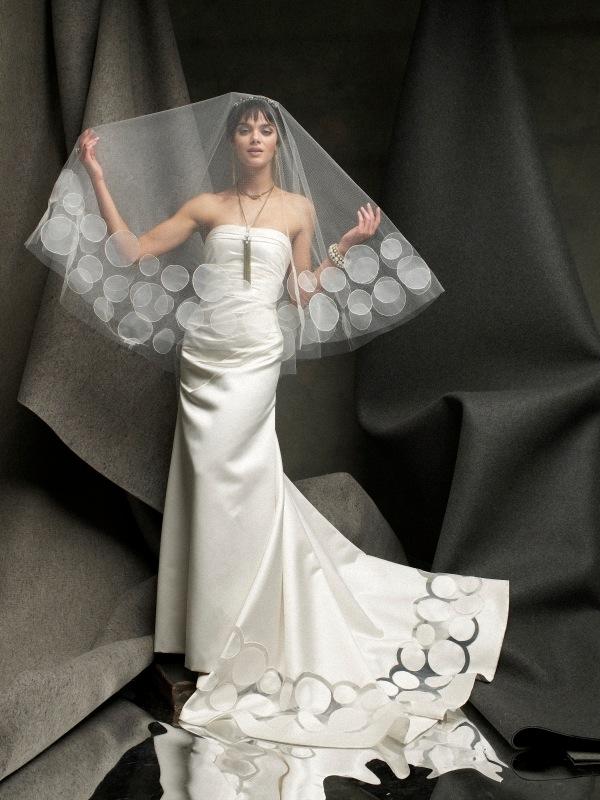 St Pucchistunning Untraditional Wedding Veils