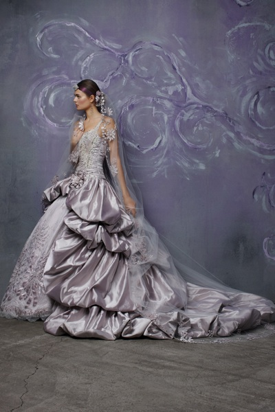 ST. PUCCHI2017 Wedding Dress Trends