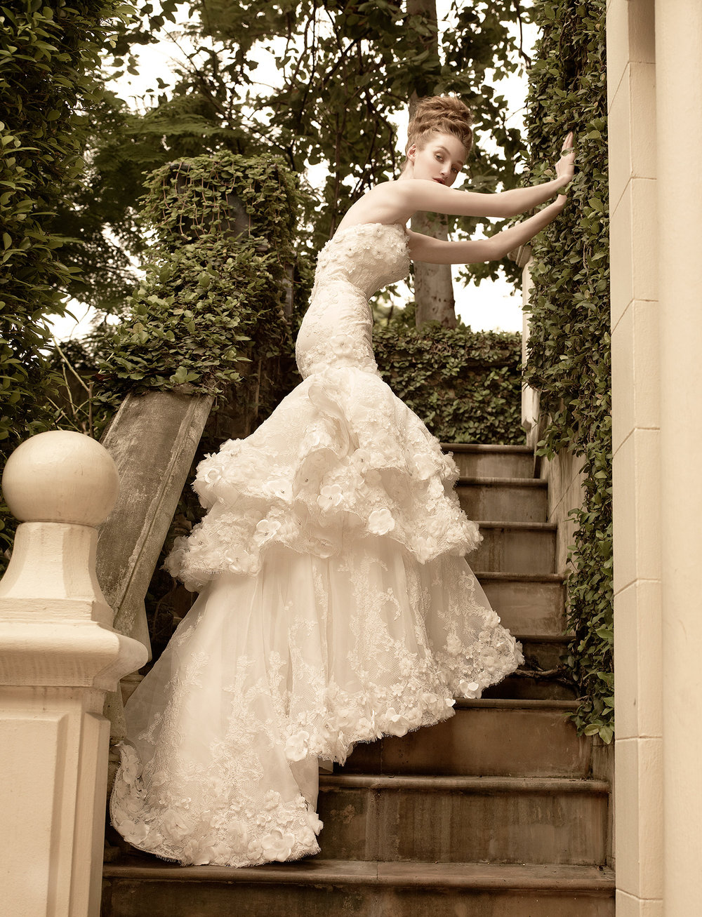 St. Pucchi Couture - Style 9450