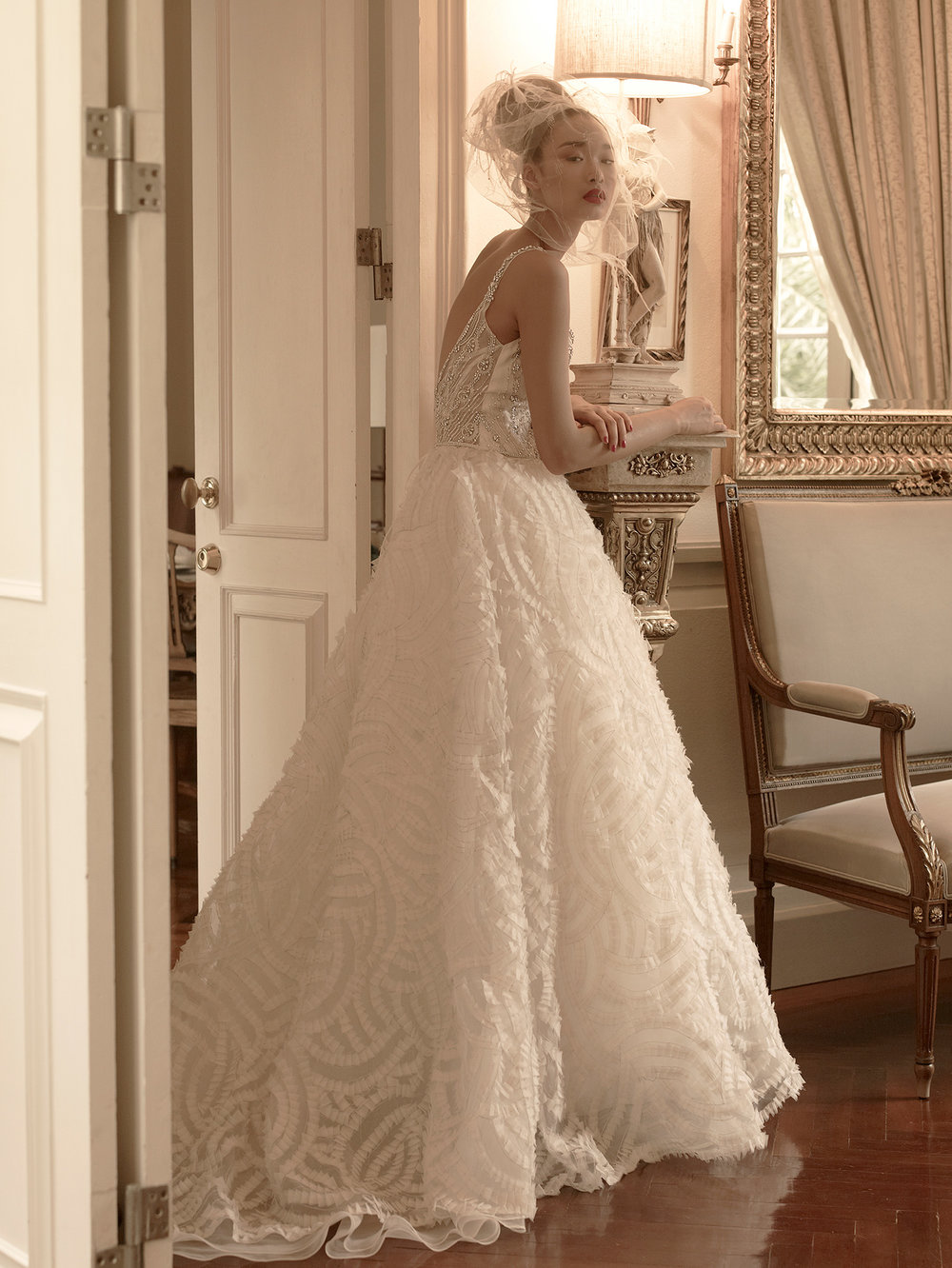 St. Pucchi Couture - Style 9444