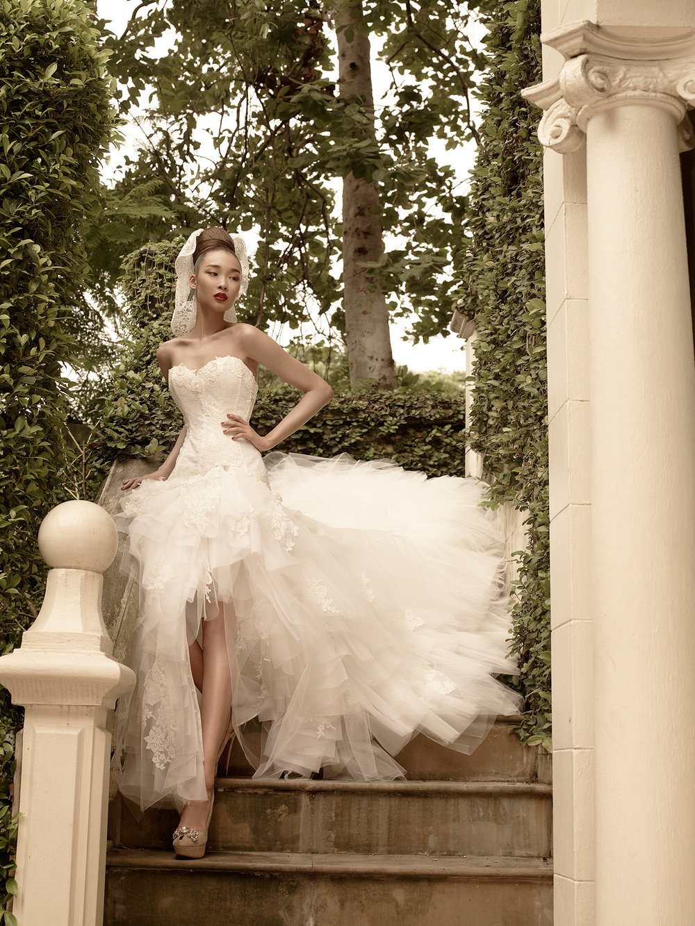 St. Pucchi Couture - Style 9453