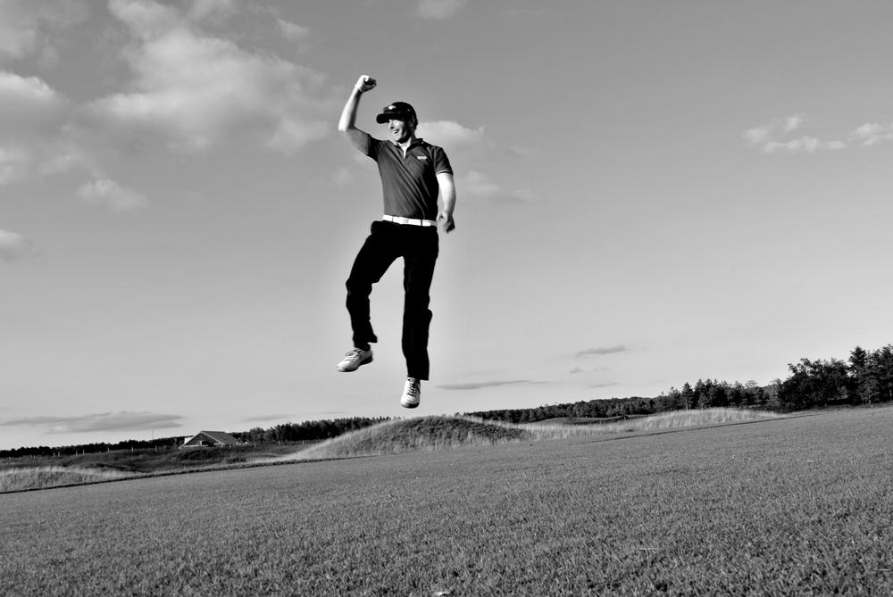 Alvaro Lassaletta - Heathlands - 17 Aug 2014