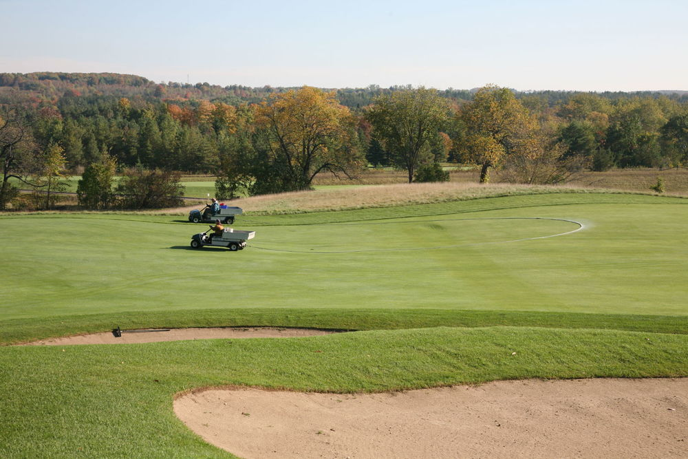 Dew removal on Toot #12