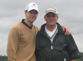 Kevin and Alan Lyman