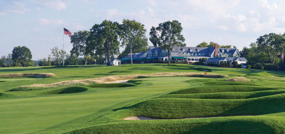 Oakmont Country Club in Plum, Pennsylvania
