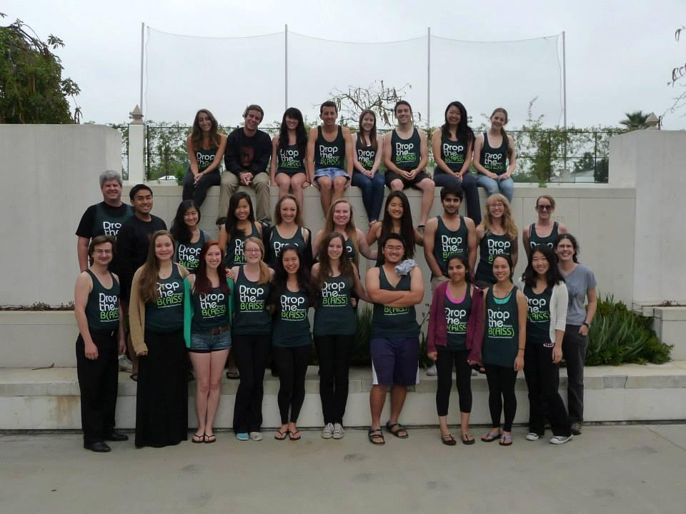 The AISS Class of 2012-2013