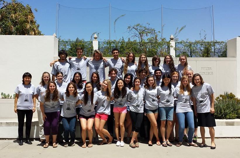 The AISS Class of 2013-2014