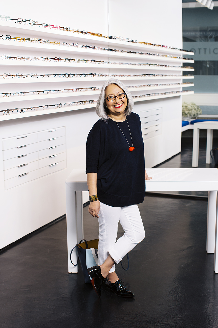 Arlene Phillips, Ottica Seattle Founder