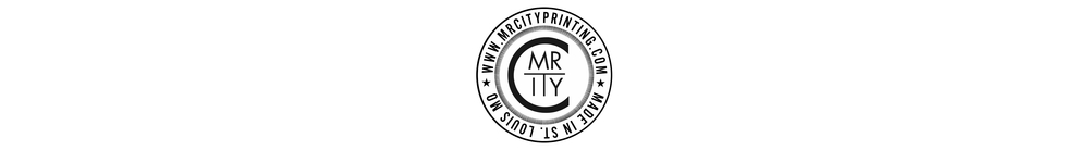 Mr City Printing Logo
