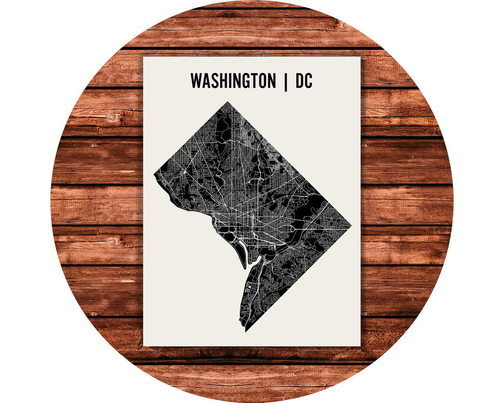 Washington DC Map Art Print 6.jpg