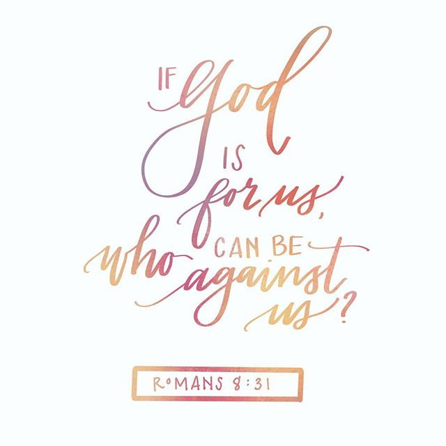 Day 2 of #letterforthelord is such a good reminder that we have a God who is on our side! . . . . . #letter #lettering #handwritten #handletter #handlettering #ipad #ipadpro #ipadprolettering #procreateapp #procreatelettering #moderncalligraphy #modernscript #conspirecreative #calledtocreate #calledtobecreative