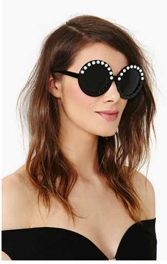 Oh yes, and SPF (very important), maybe a big hat, but definitely a pair of sunnies.