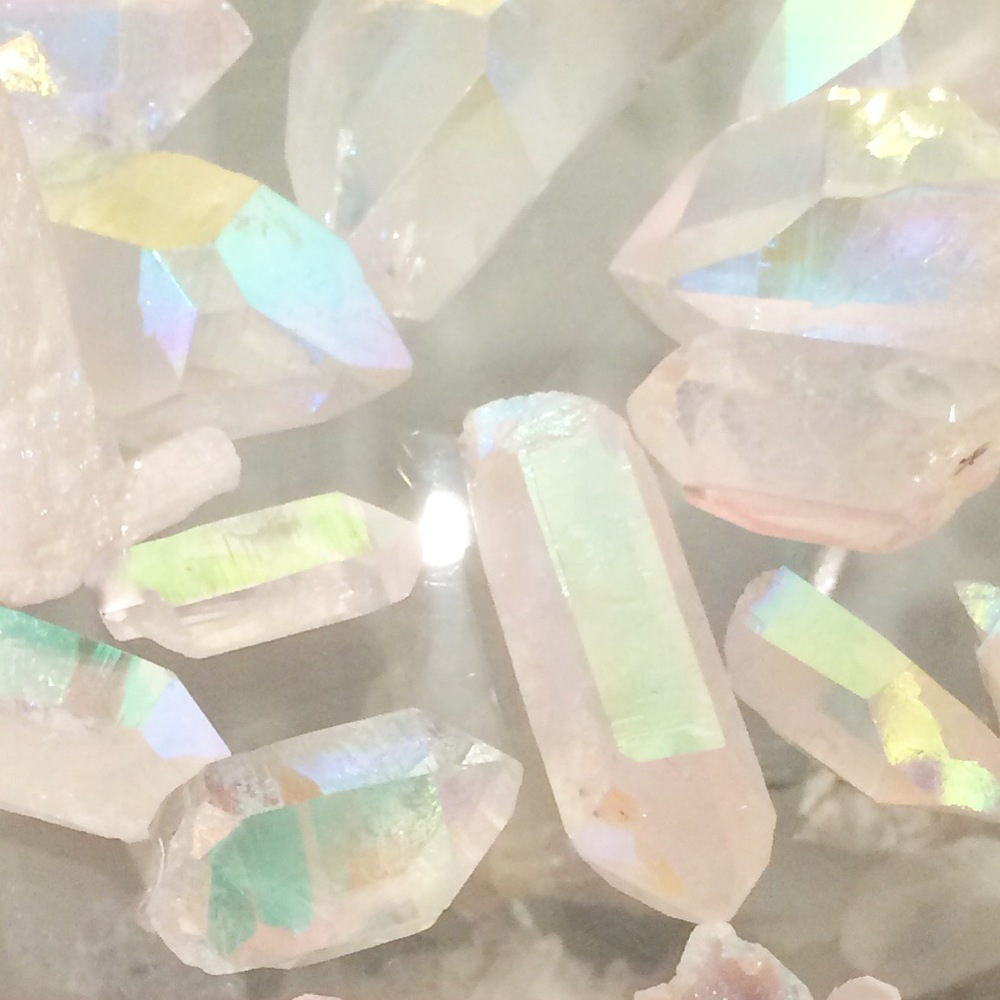 Angel Quartz selection at  House of Intuition