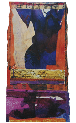 Ethnic Collage, Sunset 1997