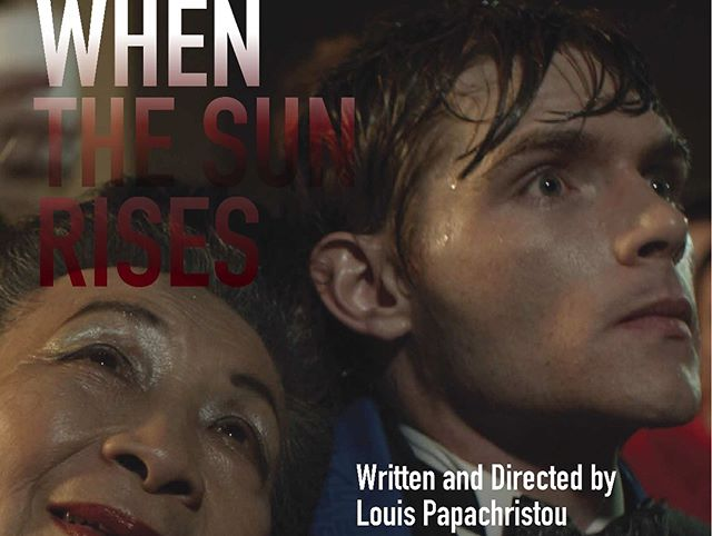 After 7 years it's finally time for the premier of When The Sun Rises Huge congratulations to @louispapachristou @choysis and the rest of the team, we did it!