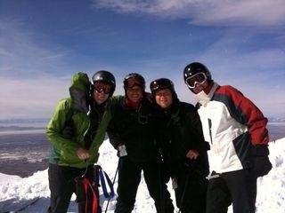 SLC ski weekend