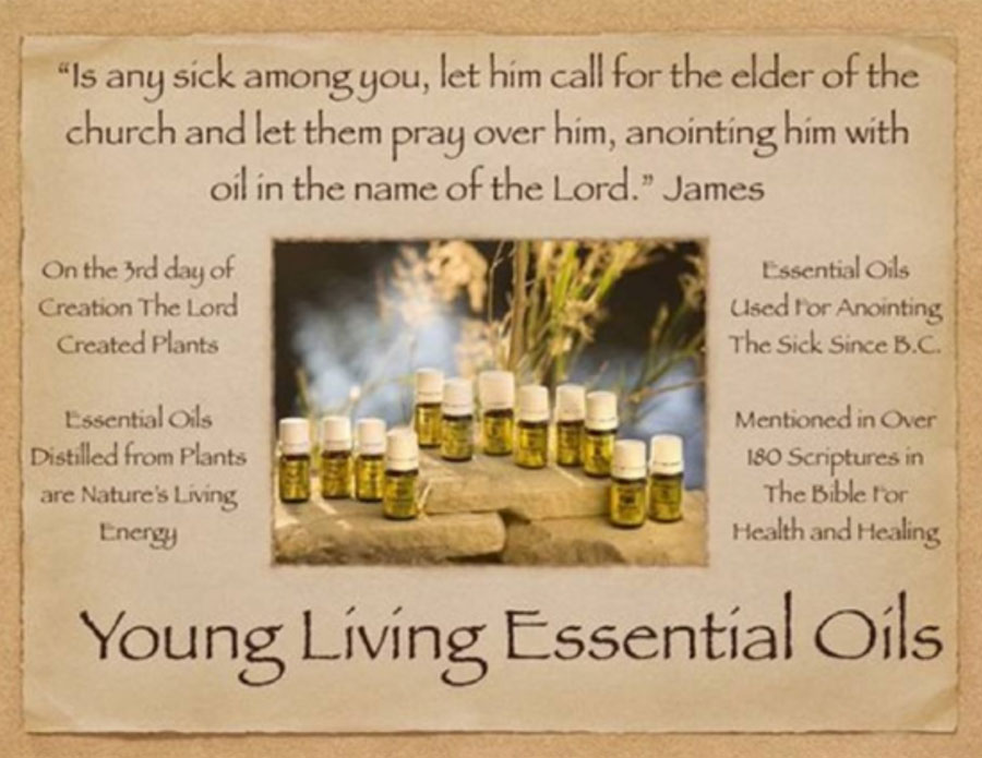Essential Oils And The Bible A Sponsor Post By Nicole