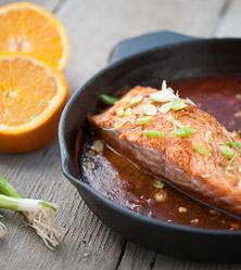 Cheryl's Asian Salmon
