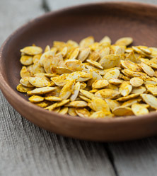 Curry Pumpkin Seeds